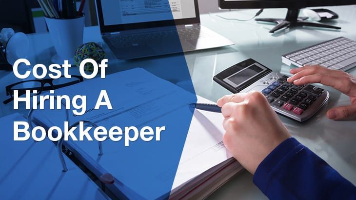 Cost of Hiring a Bookkeeper - ServiceSeeking Price Guides