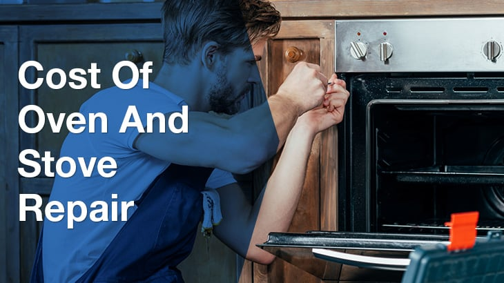 Cost of oven and stove repair | ServiceSeeking com au Price