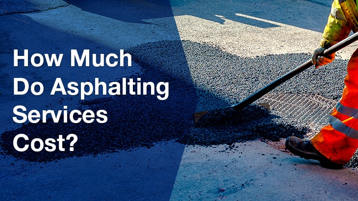asphalting service banner
