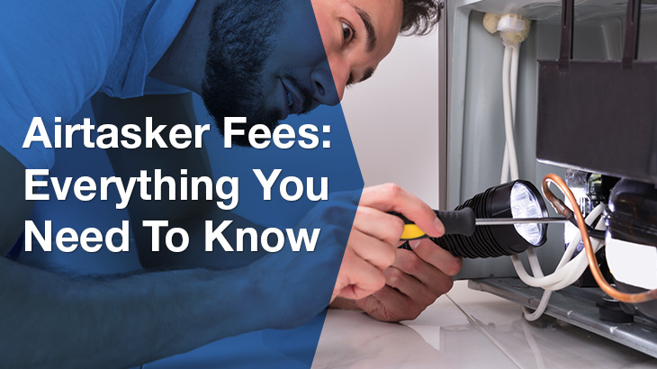 Airtasker Fees & Cost: 15% Job Commission