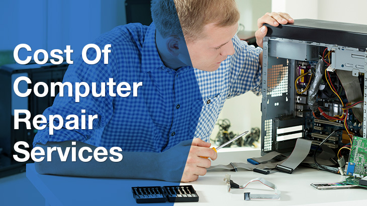 Cost of Computer Repair Services -
