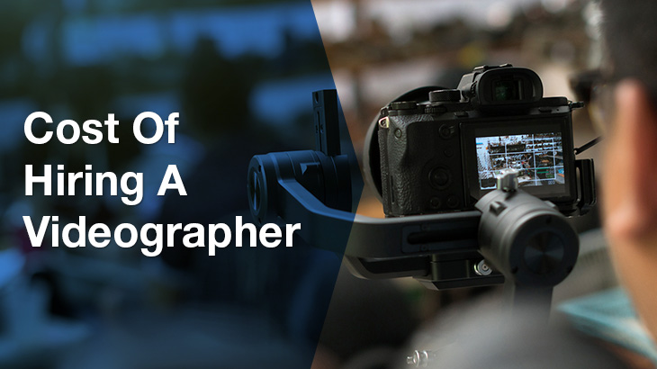 Cost of Hiring a Professional Videographer - ServiceSeeking Price ...