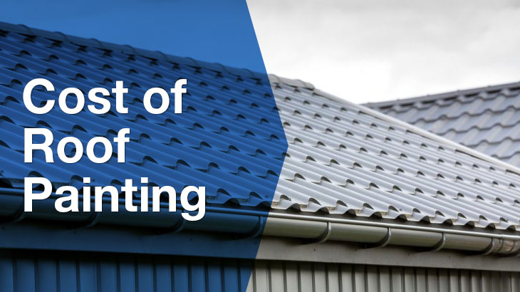 Cost Of Roof Painting In 2018 Serviceseeking Price Examples