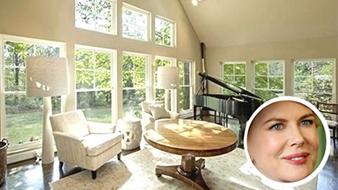 Nicole Kidman Home Photo