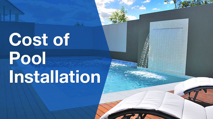 Average Cost Of Window Tinting >> Cost of installing a swimming pool
