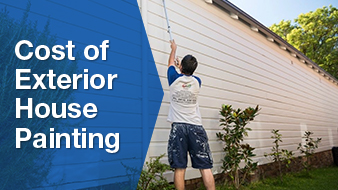 Cost of Exterior House Painting