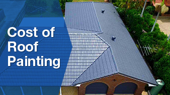Cost of Roof Painting