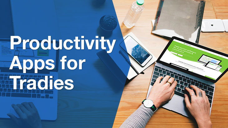 5 productivity apps banner