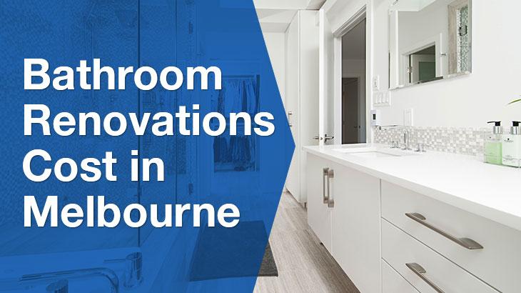Bathroom Melbourne banner