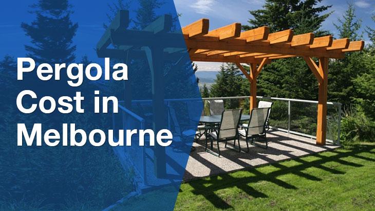 Pergola in Melbourne banner