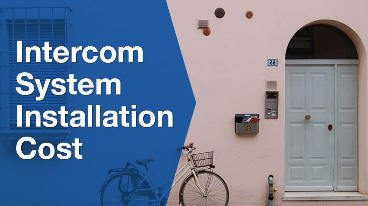intercom system installation banner