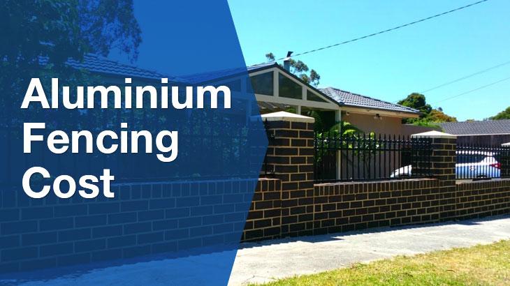 aluminium fencing banner