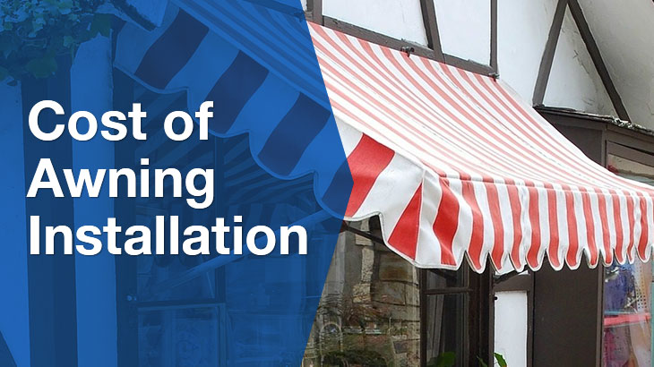 Cost of awning installation | ServiceSeeking.com.au