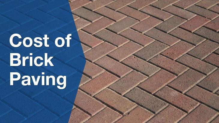 brick paving banner