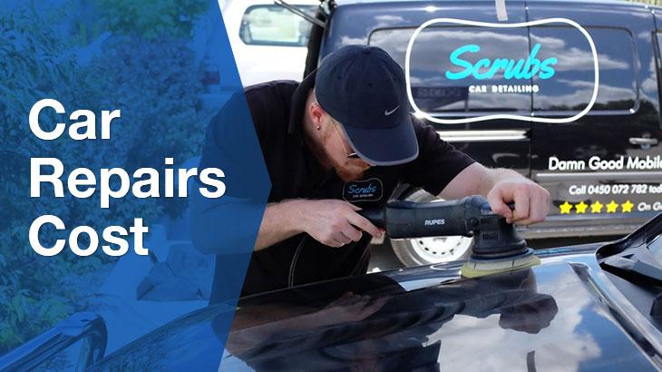 car repairs banner