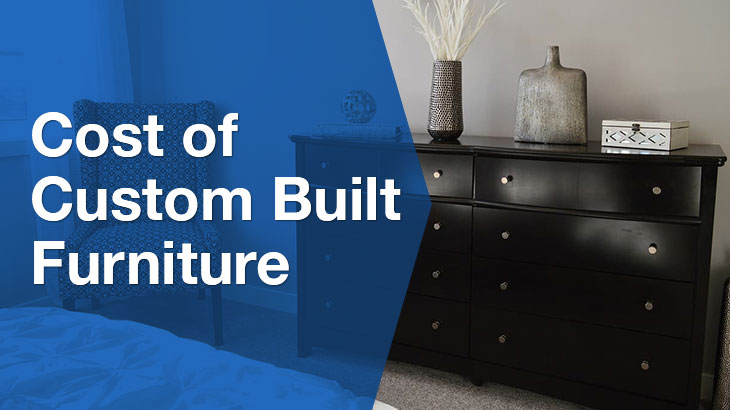 built furniture banner