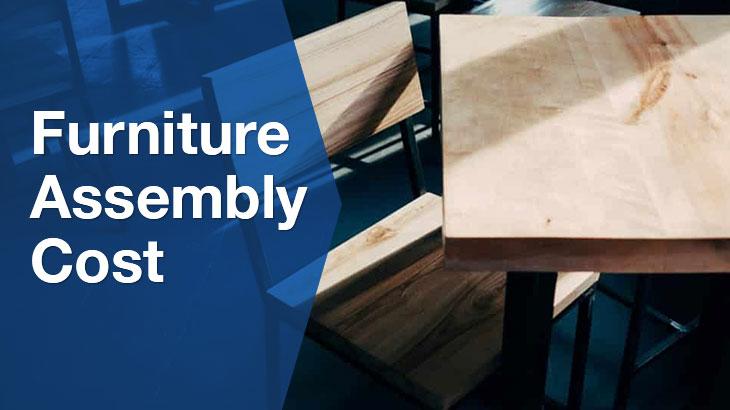 furniture assembly banner