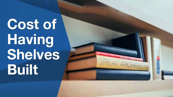 Shelves Built banner