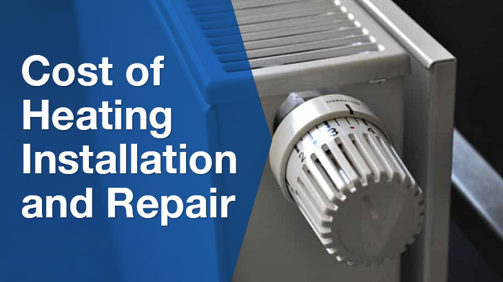 heating installation banner