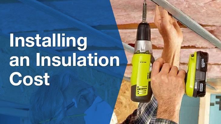 Installing Insulation banner