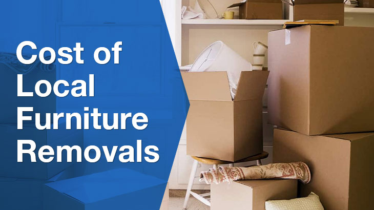 local furniture removals banner