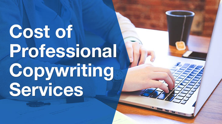 professional copywriting banner