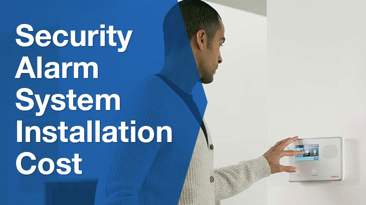 Security Alarm System banner