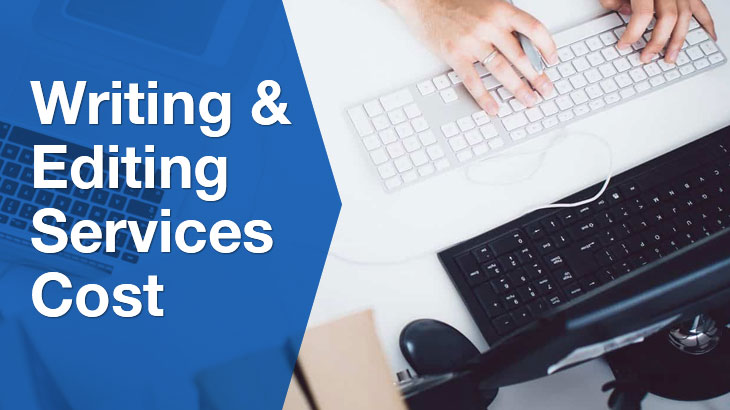 writing and editing services banner