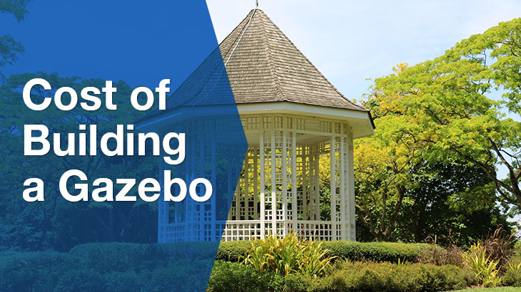 building a Gazebo banner