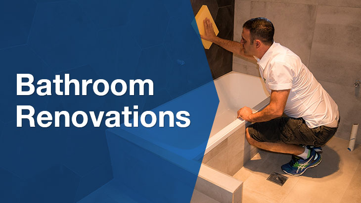 bathroom renovations banner