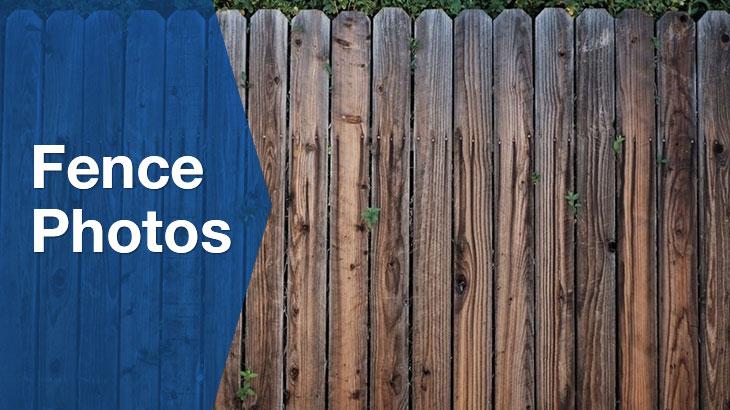 Fence Photos banner
