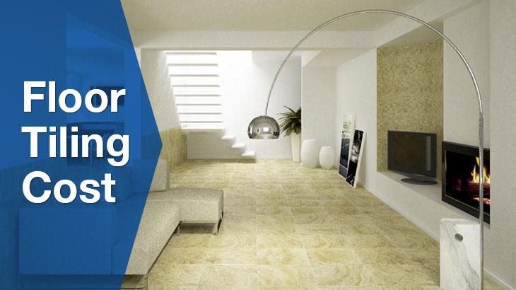 Floor tiling banner