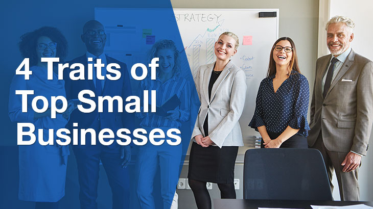 top small businesses banner