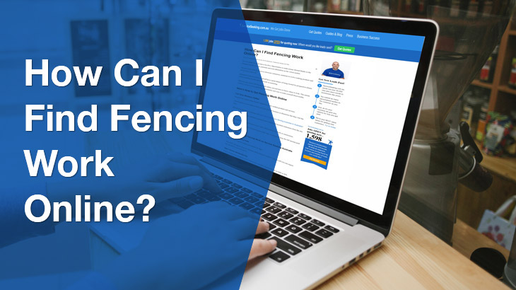 Fencing Work Online Banner