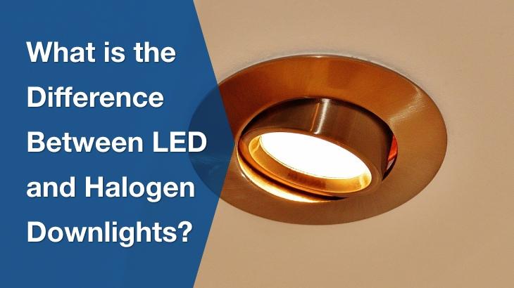 LED and Halogen banner