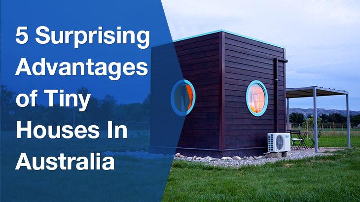 Tiny House In Australia banner