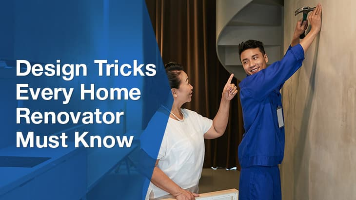 Home Renovation Tricks Banner