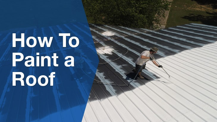 roof painting banner