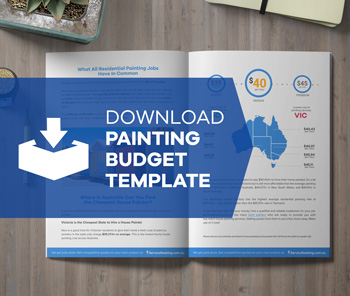 Download Free Guide on Painting a House