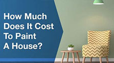 How much does it cost to paint a house.