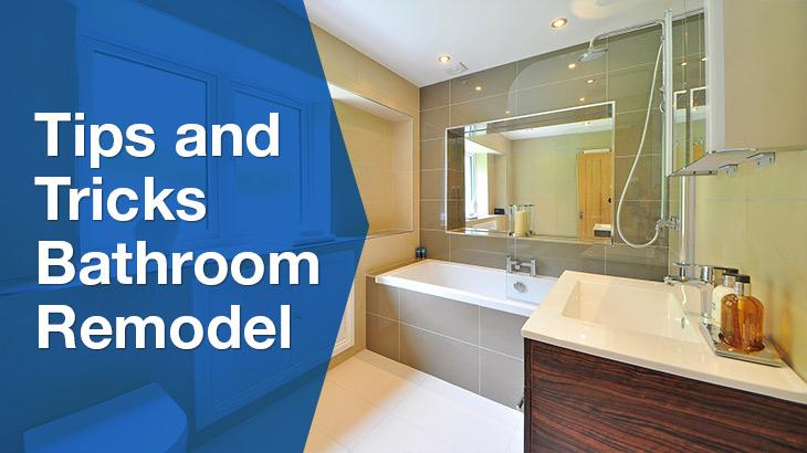 clean luxury bathroom